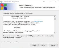 CodeBlocksLicenseAgreement